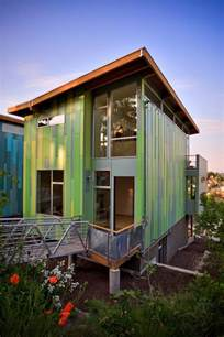 Simple Affordable Modern House Designs Ideas Photo by Jetson Green Vibrant Columbia City Green Homes