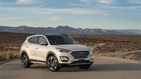 2019 Hyundai Tucson Smarter, Sleeker, More Powerful