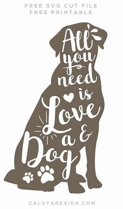 Cricut Svg Dog Clip Printable Lover