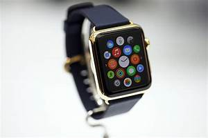 Apple's gold watch to sport $5K designer price tag | New ...
