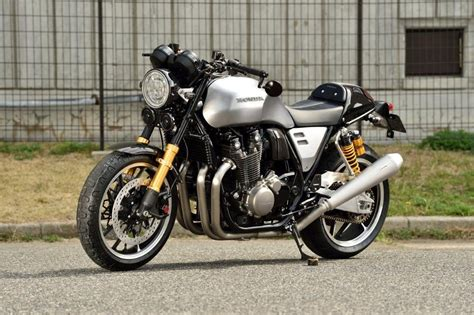 Honda Unveils Unexpected Cb1100 Concept At Osaka