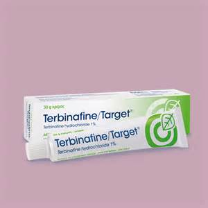 Terbinafine Hydrochloride Cream Target