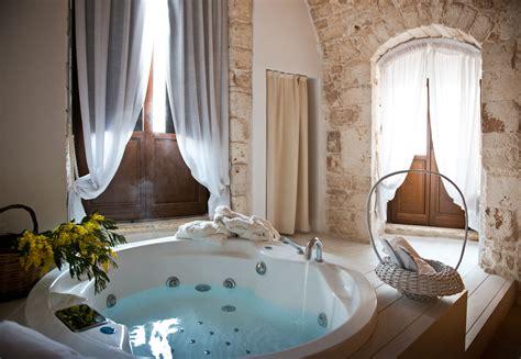 hotel  vasca idromassaggio  camera