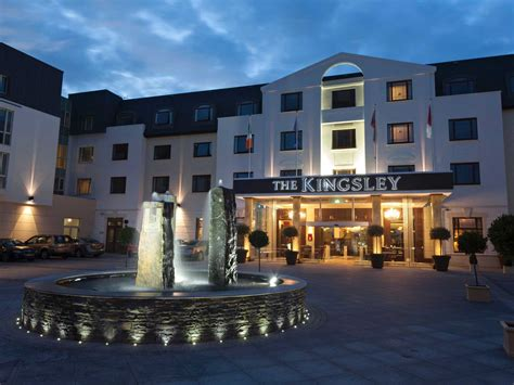 luxury 4 star hotels in cork four star cork city hotels the kingsley