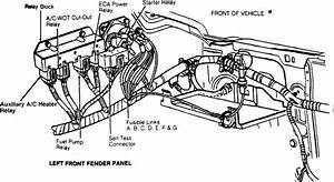 92 Ford Aerostar  Minivan  Eng  My Driveway  Fuel Pump