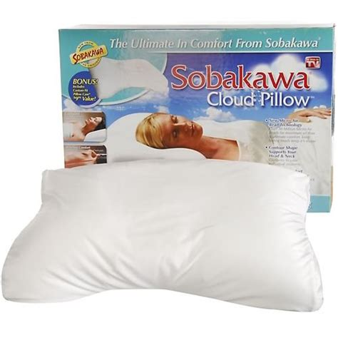sobakawa cloud pillow sobakawa cloud pillow findgift