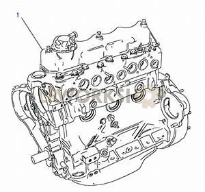 Complete Engine - 2 5 Td