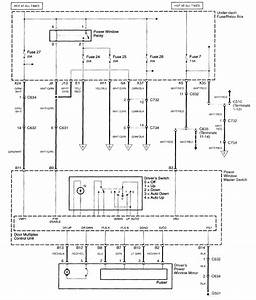 Acura Tl Window Wiring Diagram