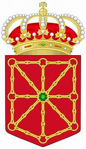 File Coat Of Arms Of Navarre Svg