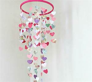 Romantic heart decorations you might want to leave up