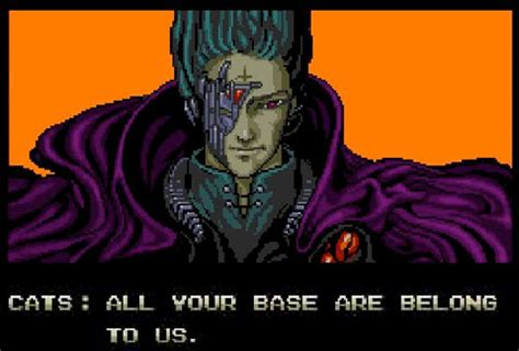 All Your Base Are Belong To Us Meme - all your brands are belong to us johan ronnestam