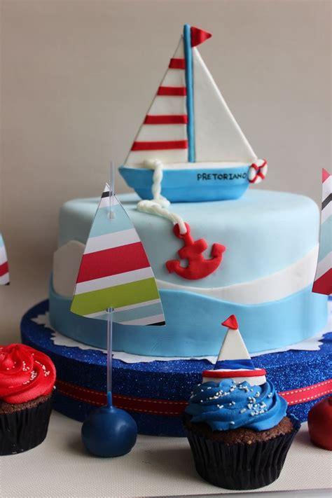 images  sea boat cupcakes  pinterest sea