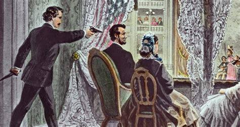 hidden history   abraham lincoln assassination