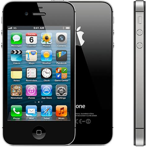 iphone 4s mobile apple iphone 4s 16gb smartphone t mobile black mint