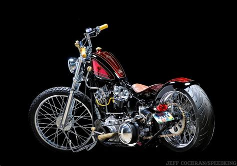 Custom Paint Motorcycle, Custom