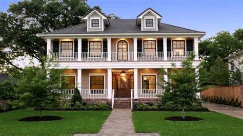 house plans  story wrap  porch  description