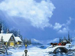 Country Christmas Wallpapers