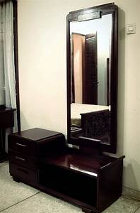 Modern Dressing Table Designs With Full Length Mirror