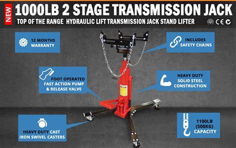 extra high  stage transmission jack