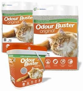 Litiere Chat Sans Odeur : liti re pour chats d poussi r e odour buster original ~ Melissatoandfro.com Idées de Décoration