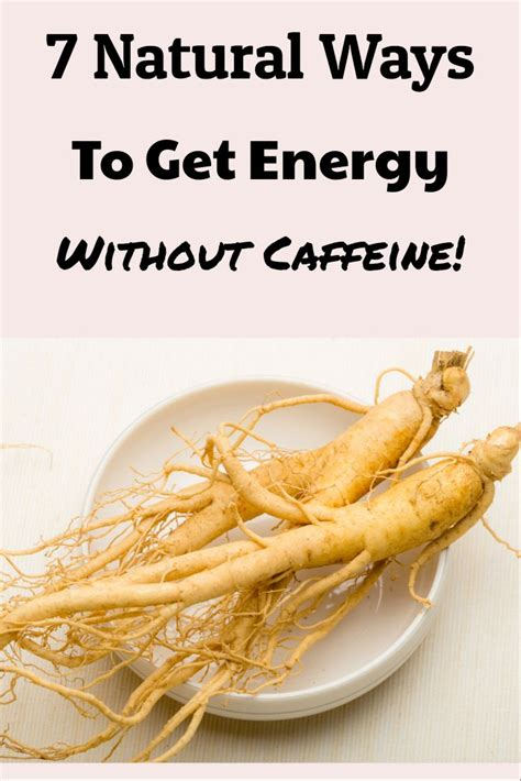 These five beverages work as well as coffee. 7 Ways to Get Energy Without Caffeine! | Healthy, Food, High calorie diet