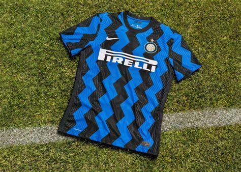 Inter Milan 2020-21 Nike Home, Away And Third Football ...