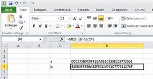 Md5 Berechnen : blog archive mit excel md5 summen berechnen ~ Themetempest.com Abrechnung