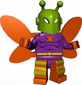 Killer Moth - The Lego Batman Wiki