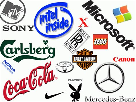 Amazing Famous Brand Logos Pictures Design  Brand Logos