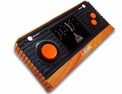 Console Atari Handheld Retro Games Classic Portfolio