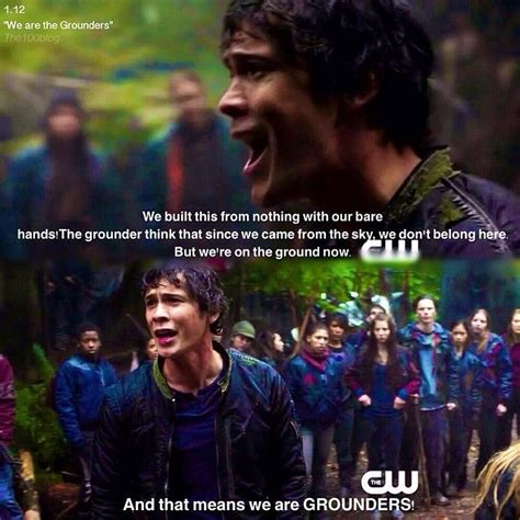 The 100 Quotes 77 Best Images About The 100 On Cw On