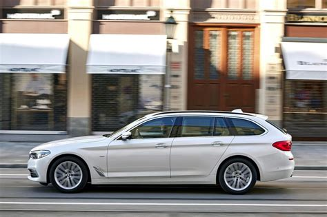Review Bmw 5 Series Touring by Bmw 5 Series Touring 2017 Review Images Carbuyer