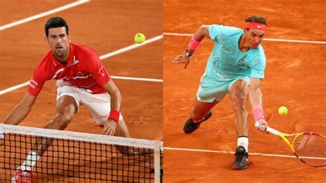French Open 2020: Novak Djokovic sets up blockbuster final ...
