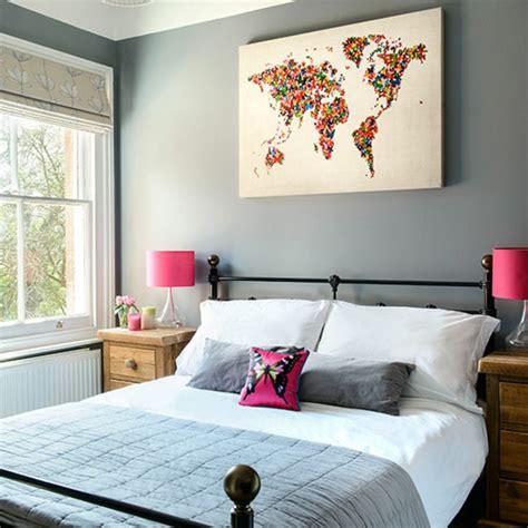 chambre en 1001 conseils et idées pour une chambre en et gris