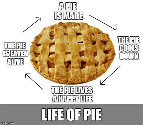 Pie Memes - what i thought life of pi was going to be about imgflip
