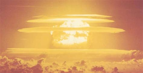 Castle Bravo: Marking the 65th Anniversary of the US ...