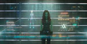GUARDIANS OF THE GALAXY Movie Images Feature Benicio Del ...