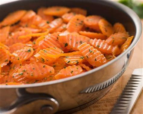 amande cuisine recette carottes vichy