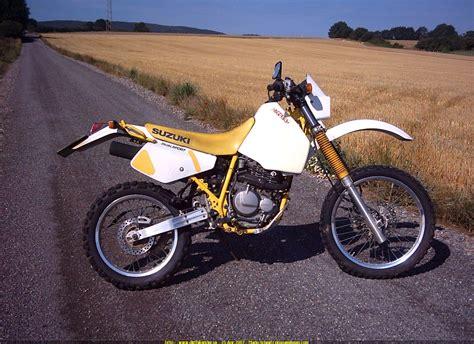 1991 Suzuki Dr350 by Dirtbike Rider Picture Website
