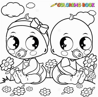 Coloring Pages Newborn Template Pacifier Colouring Babies