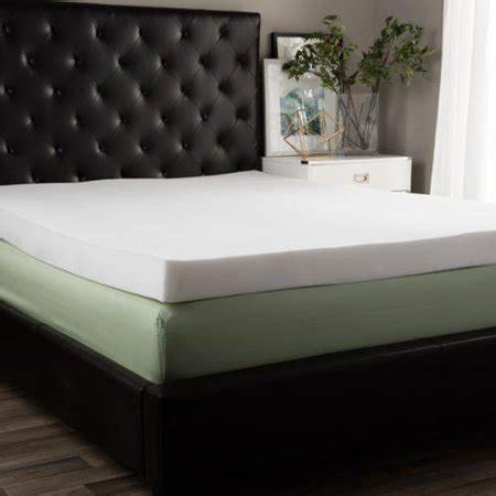 splendorest   conventional foam mattress topper