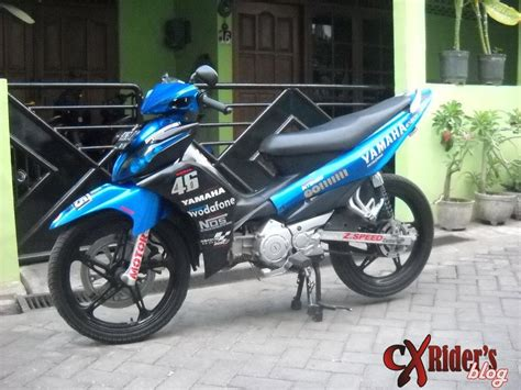Modif Motor Jupiter Z by Modifikasi New Jupiter Z Part Ii Cxrider