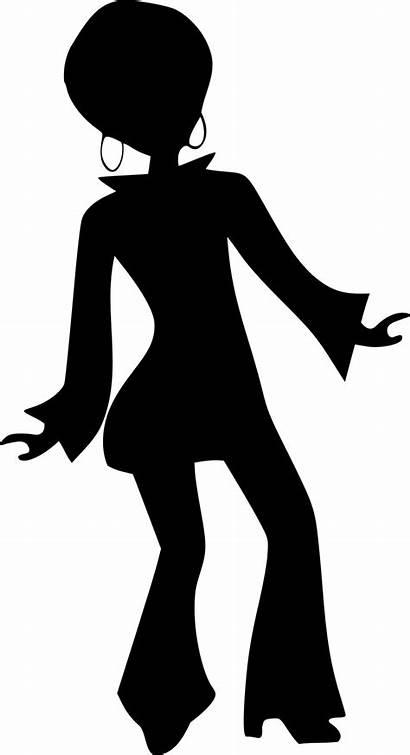 Disco Dancer Publicdomainfiles Clip Domain Identified Restrictions
