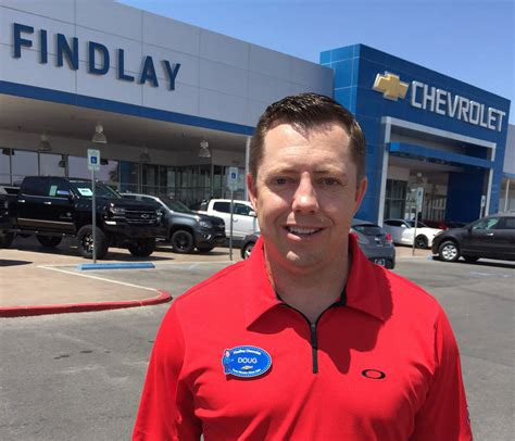 Findlay Executive Returns To Chevrolet Dealership As Gm