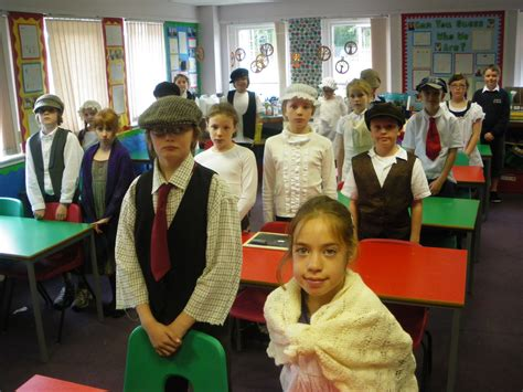 pictures of the victorians victorian school day pencaitland primary school
