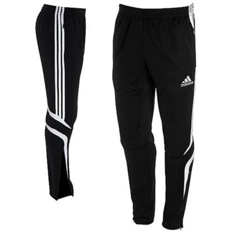 Pants adidas celebrity sports active athletic tiro warm up workout exercise soccer ...
