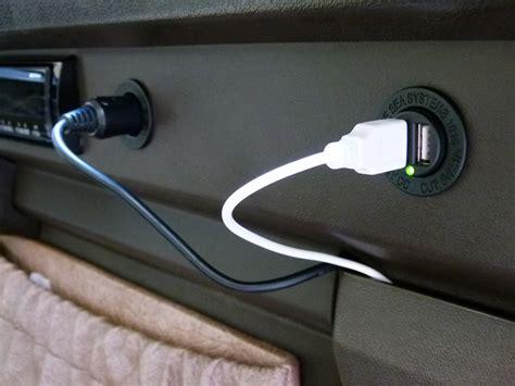 replacing  vanagon cigarette lighter  usb plugs