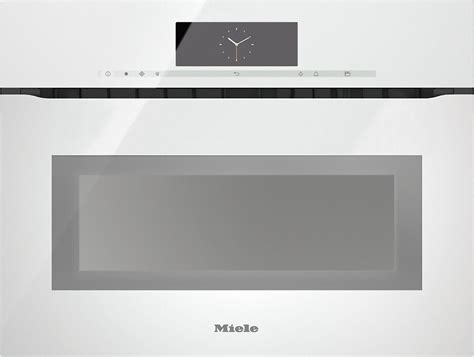 Miele Mikrowelle Backofen by Miele H 6800 Bmx Griffloser Backofen Mit Mikrowelle