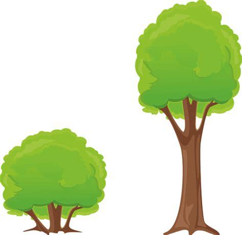 Albero Clipart - tree bush clipart 183 free image on pixabay