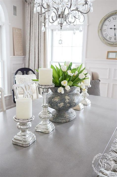 Dining Room Centerpiece Decor by 25 Best Ideas About Dining Room Table Centerpieces On
